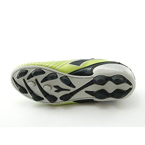 Diadora - Diadora Zapatos de Fútbol Solano R MD Amarillo - Amarillo, 46
