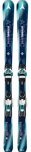 Atomic Vantage X 80 CTI WMN Skis + Warden 11 Bindings (151) ()