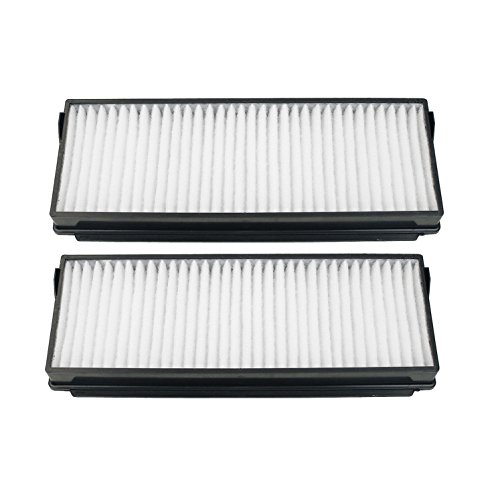 Beck Arnley 042-2119 Cabin Air Filter Set for select BMW models