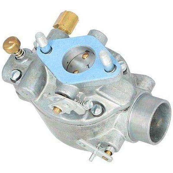 Carburetor Kit For Massey Ferguson TE20 TO20 TO30 Tractors w// Z120 Z129 Engines