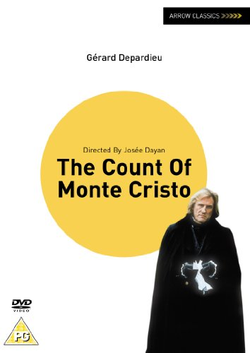 The Count of Monte Cristo [DVD] [1998]