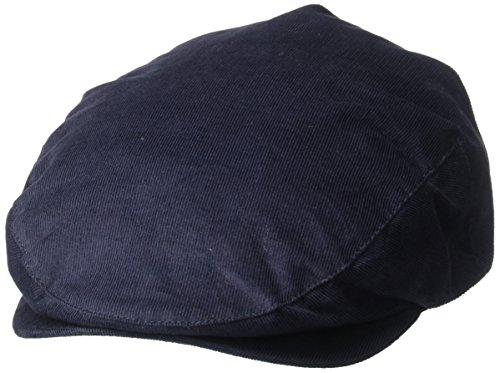 Brixton Men's Hooligan Driver Snap Hat, deep navy, Large
