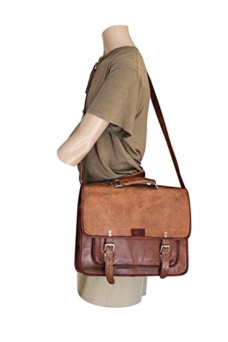 mens-large-16-brown-leather-laptop-bag-briefcase-computer-messenger-bag-with-padded-sleeve