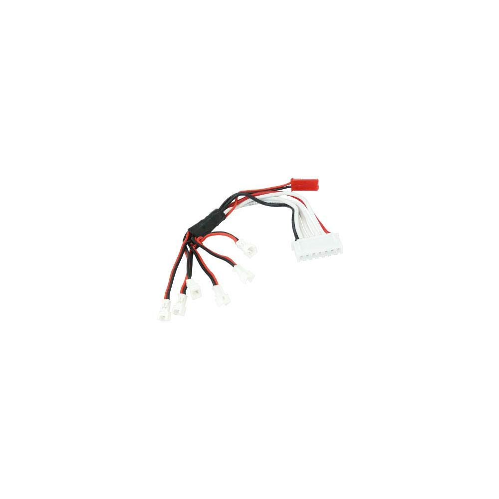 Rakon Heli 充電ケーブル 6本用 BLADE Nano CP S/QX/Inductrixバッテリー - CHA0143   B01KMGMAZO