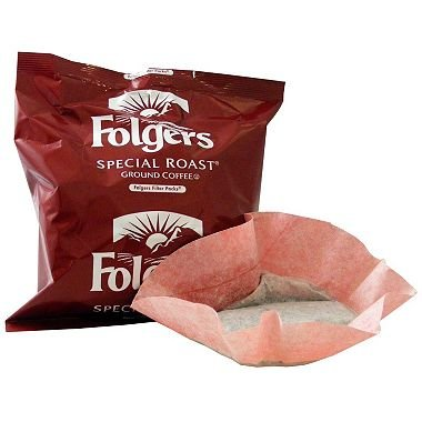Folgers Special Roast Coffee, Filter Pack 40 ct. (CFG03) (Sealed Coffee Filters)