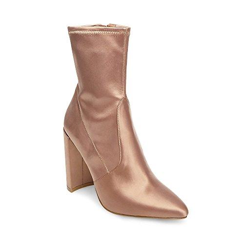 Steve Madden Women's Tony Blush Satin 475 10 - Footwear Satin Blush