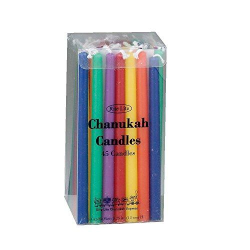 Rite Lite LTD Deluxe Multicolor Chanukah -