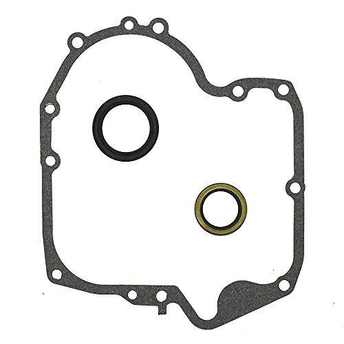 Crankcase Gasket & Oil Seal Combo Set for Briggs & Stratton 697110 ()