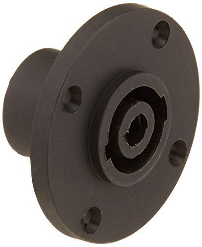 (Seismic Audio SAPT228 4 Pole SpeakOn Panel Mount Connector and Fits Series G Pattern Holes Pro Audio)