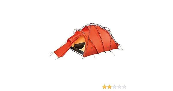 VAUDE Power Sphaerio - Tienda iglú/Tiendas de campaña pequeñas - 3P Naranja 2016: Amazon.es: Deportes y aire libre