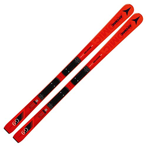 Atomic 2019 Redster G9 FIS Junior Ski w/Race Plate (131) ()