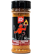 Spicy Devil Seasonings and Spices