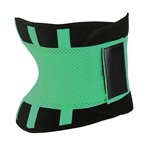 Thermo Power Hot Body Shaper Girdle Belt Underbust Control Corset Firm Slimming