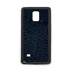 Samsung Galaxy Note 4 Case, water drops macro 5 Case for Samsung Galaxy Note 4 Black