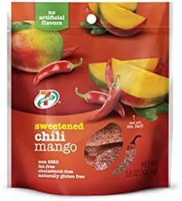 Dried Fruit & Raisins: 7-Select Dried Mango