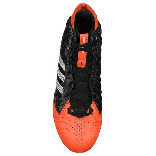 Adidas Mannen Nastyquick Mid Voetbal Klampen Bos / Platinum / Hardlopen Wit
