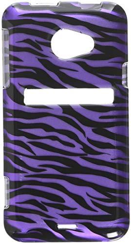 MyBat HTC EVO 4G LTE Zebra Skin Phone Protector Cover - Retail Packaging - ()