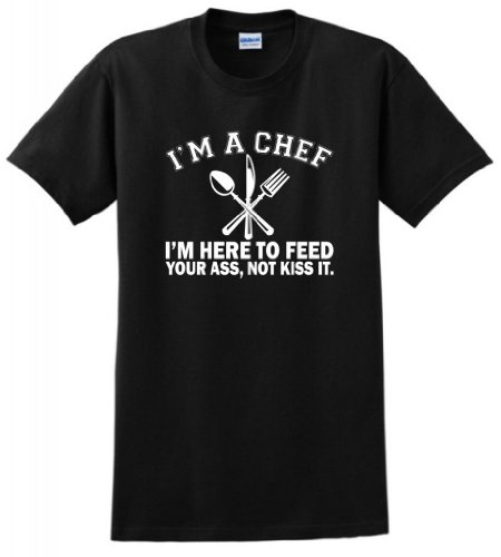 Chef Here Feed Your T Shirt product image