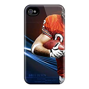 TimeaJoyce Iphone 6plus Bumper Hard Phone Case Unique Design High-definition Chicago Bears Pictures [LGE14227CrJo]