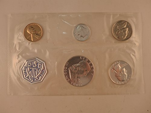 1960 Coins - 1960 US Proof Set Mint State