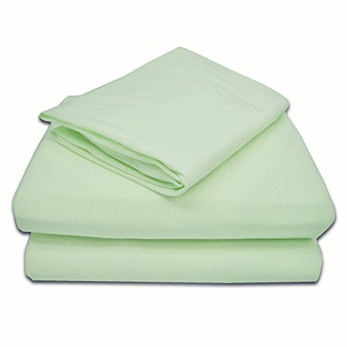 American Baby Company 100% Cotton Jersey Knit Toddler Sheet