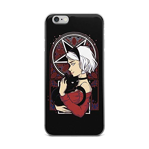 iPhone 6 Plus/6s Plus Pure Clear Case Cases Cover Sabrina The Teenage Witch -