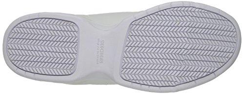 Trabajo Zapato Para Holgada White Resistente Felton El De 77032 Skechers OqfpYEY