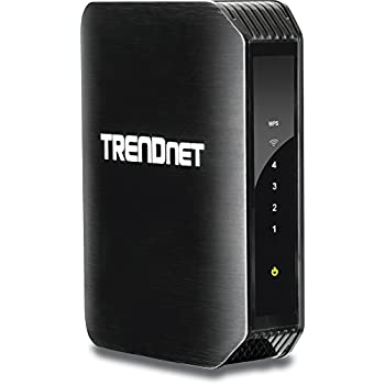 TRENDnet Wireless N 600 Mbps 18 dBm Dual Band, WDS Bridge, and AP + WDS, Repeater and Client Bridge, TEW-750DAP