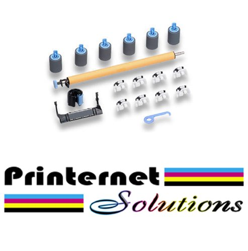 Maintenance Roller Kit (17 pieces) for HP Laser jet 4000/4050