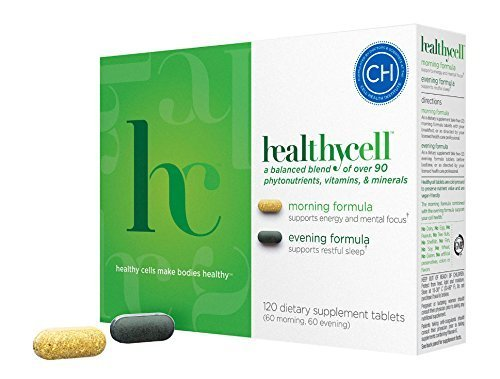 HealthyCell® mejorado multivitamina / multiminerales y suplementos para la salud celular - Antiaging - vitaminas nutrición celular avanzada