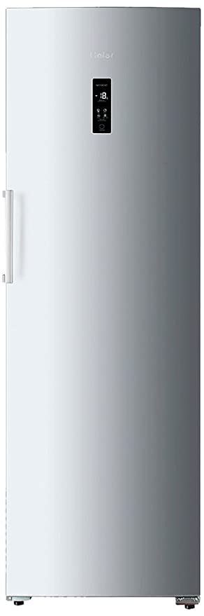 Haier HF-255SAA Independiente Vertical 262L A+ Acero inoxidable ...