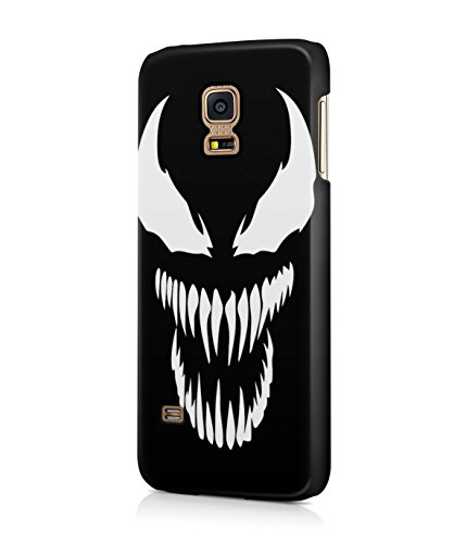 Venom Spiderman Carnage Symbiote Villian Plastic Snap-On Case Cover Shell For Samsung Galaxy S5 Mini