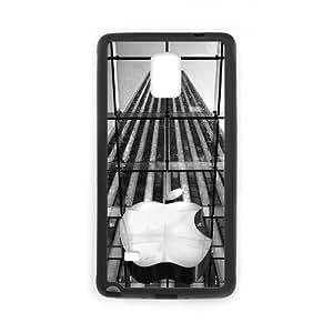Samsung Galaxy Note 4 Cases Architecture 01 for Guys Design, Samsung Galaxy Note4 Case for Women for Guys Design [Black]