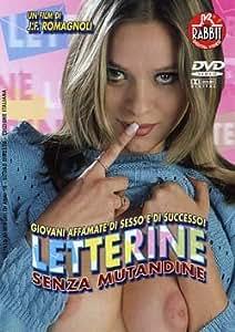 Letterine Senza Mutandine (Dvd) [ Italian Import ]