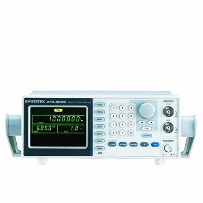 GW Instek AFG Arbitrary Function Generator, 5-25MHz Range