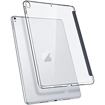 ESR iPad Pro 10.5 Case, Clear Hard Case [Perfect Match with Smart Keyboard] Slim Fit Back Shell Cover for iPad Pro 10.5 Inch(Clear)
