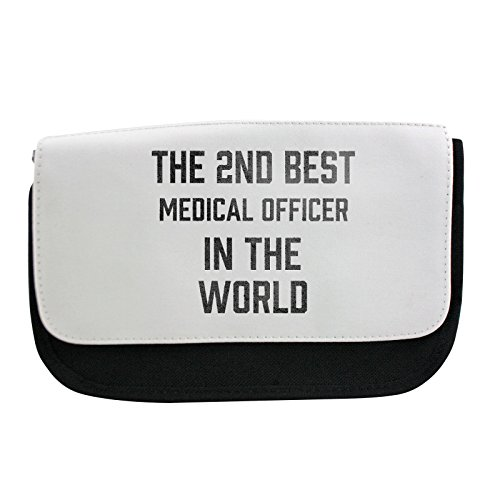 THE 2ND BEST Medical Officer IN THE WORLD Pencil case, Ma...