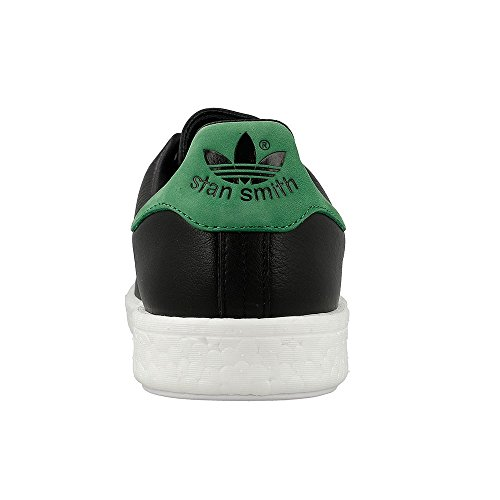 ZAPATILLAS ADIDAS STAN SMITH BOOST BLANCO HOMBRE BLACK BLACK GREEN