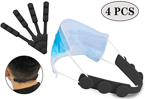 Maskenbandverlängerung, Anti-Verspannung, Ohrschutz, Dekompressionshalter, Haken, Ohrriemen, Zubehör, Ohrgriffe, Verlängerung, Maske, Schnalle, lindert Ohrschmerzen