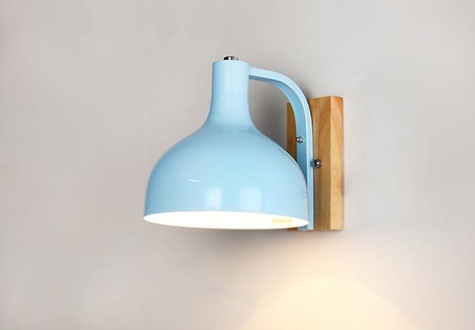 Dfhhg lampada da parete design semplice creativo retrò industria