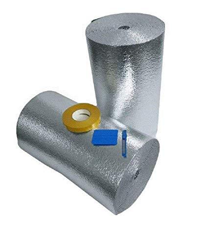 NASATECH Reflective Foam Core Insulation Kit: Roll Size 48
