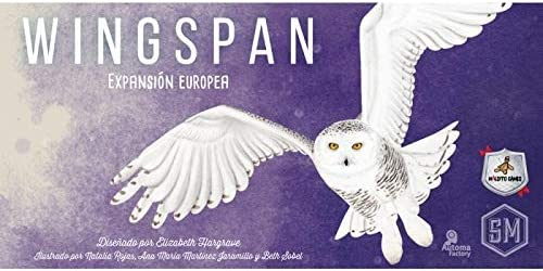 Maldito Games Wingspan Expansion: Amazon.es: Juguetes y juegos