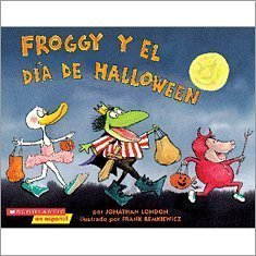 Froggy y el D??a de Halloween (Froggy's Halloween) by Jonathan London (2004-08-01)]()