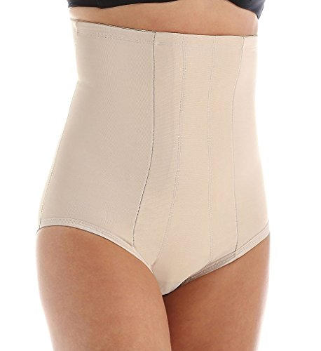Miraclesuit Women's Extra Firm Shape with an Edge Hi-Waist Brief,