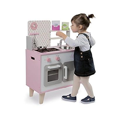 Janod Macaron Maxi Cooker Playset: Toys & Games