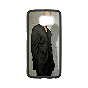 Samsung Galaxy S6 Cell Phone Case Black Vin Diesel In Fancy Suit T2I9ML