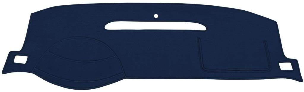 Velour, Tan Custom Dash Cover Compatible with 2004-2008 Ford Pick-up F-150 Lariat /& FX4
