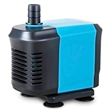 KEDSUM 320GPH Submersible Water Pump for Pond Aquarium, Fish Tank Powerhead for Water Fountain Hydroponic, 20W