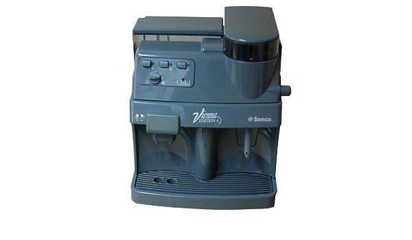 Saeco Vienna Edition 4 cafetera Espresso cafetera automática cafetera eléctrica: Amazon.es: Hogar
