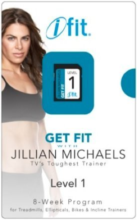 Ifit Get Fit with Jillian Michaels - Level 1, Exercise